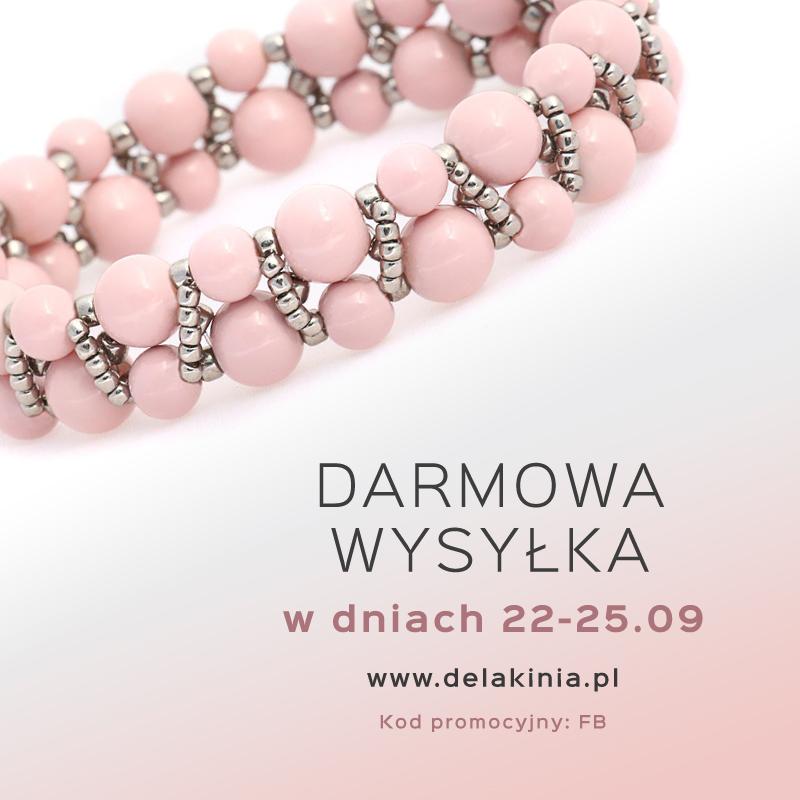 Bransoletki De La Kinia - Darmowa dostawa