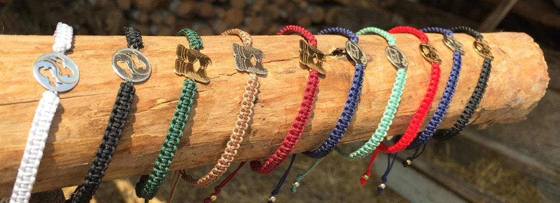 Kolekcja bransoletek Lucky Horses