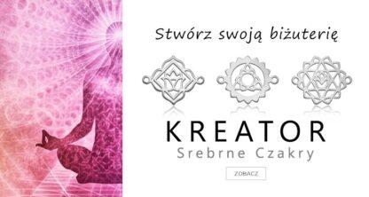 Kreator Srebrne Czakry